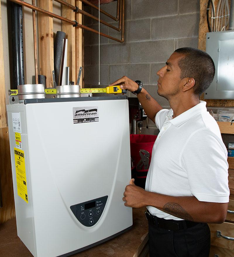 Common Tankless Water Heater Problems