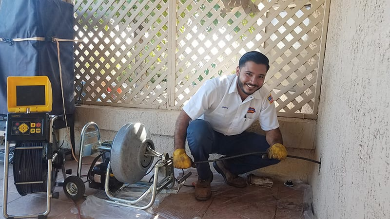 Phoenix Sewer Line Inspections